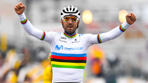 Worlds not enough for Alejandro Valverde