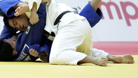 Women's 70kg & Men's 90kg Finals | Judo - Summer Universiade - Napoli