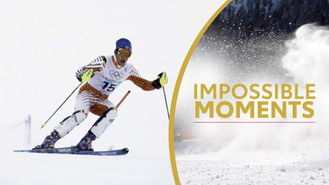 Hermann Maier Returns After Crash | Impossible Moments