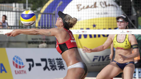 Women's Finals | Beach Volleyball Olympic Qualification Tournament