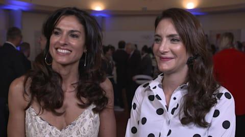 Аргентинские звезды радуются революции в женском спорте