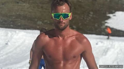 The world of cross-country skiing says goodbye to thecolourful,controversial, retiring Northug
