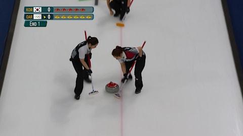 KOR – OAR (Fase Preliminar) - Curling femenino | Reviviendo PyeongChang 2018