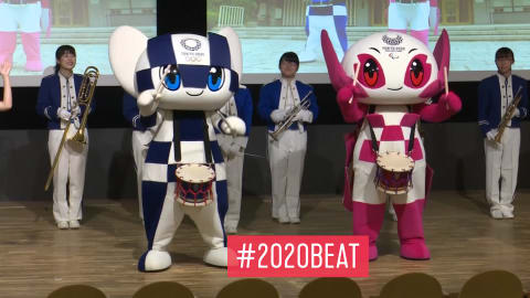 Оргкомитет Токио-2020 запускает проект Make the Beat!