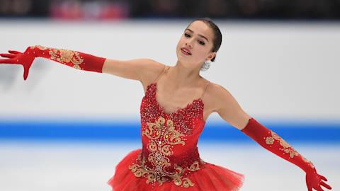 Zagitovas Geschenk nach ihrer Goldmedaille in PyeongChang