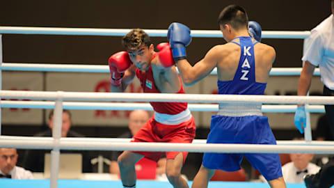 READY STEADY TOKYO-ボクシング フォトギャラリー