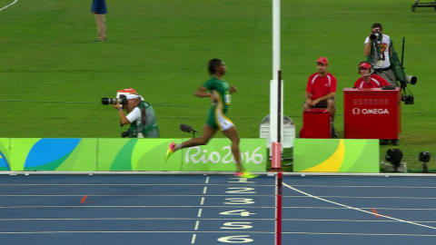 Rio Replay : Finale du 800 m dames