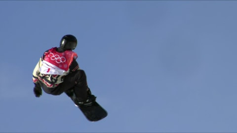 Men's Big Air Qualification - Snowboard | PyeongChang 2018 Replays