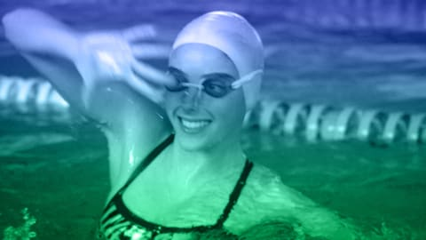 Junge Spanierin opfert ihr soziales Leben für ihren olympischen Traum.