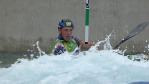Canoë Slalom: K1 Homme | Replay de Rio 2016