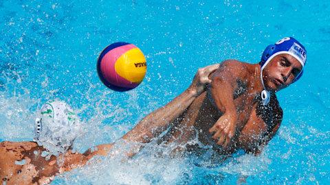 Men's 9/10 - MNE v USA   Water Polo - FINA World Championships - Gwangju