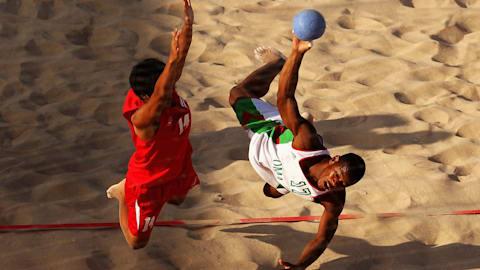 Матч за третье место, мужчины | Пляжный чемпионат Европы - Старе-Яблонки