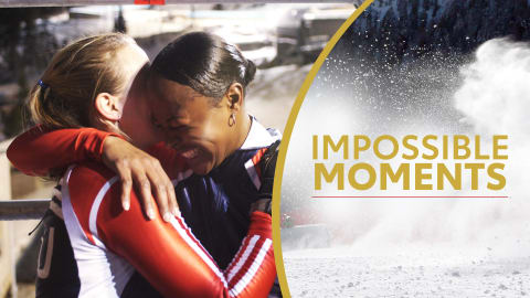 Vonetta Flowers Pushes Past Barriers | Impossible Moments