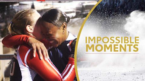 Золотой разгон Вонетты Флауэрс | Impossible Moments