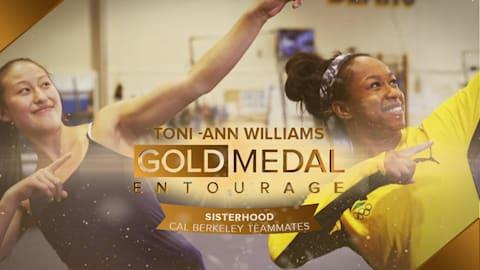 Irmandade ajuda primeira ginasta Olímpica da Jamaica: Toni-Ann Williams