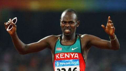 Olympic champion Wilfred Bungei on alcoholism 'chaos' and near-death experiences