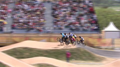 Mixed Team - BMX | YOG 2018 Highlights