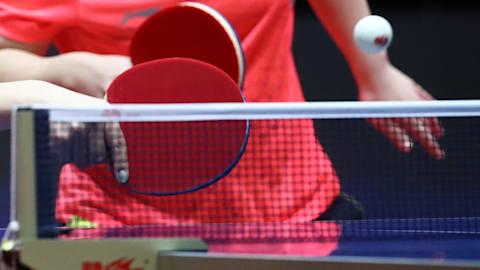 Mixed-Doppel Halbfinals | Tischtennis - Sommer-Universiade - Neapel
