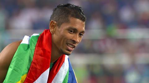 Südafrikaner Van Niekerk mit Gold über 400 Meter