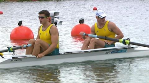 Coxless Pair Men | Rowing @ London 2012