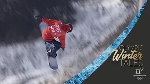 Snowboard: Team GB - Jamie Nicholls