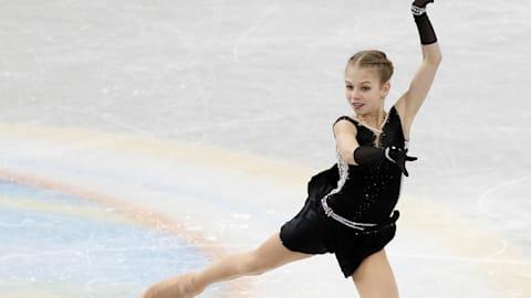 Эксклюзив: Вундеркинд Трусова намерена выиграть Олимпиаду
