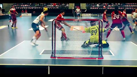 Floorball: Love the Way You Play