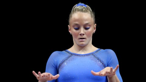 US gymnast Riley McCusker ready for World Championship debut