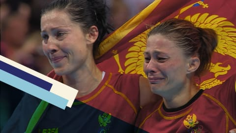 The mother-daughter combo leading the way for Montenegro handball