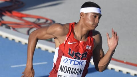 Norman destined for greatness