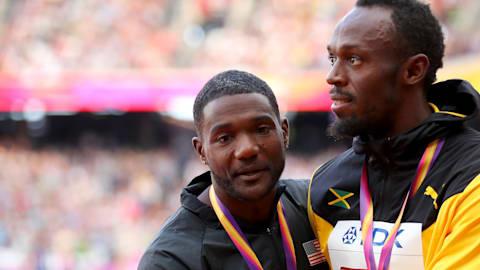 """¡Exclusiva! Gatlin """"emocionado"""" por las especulaciones de un regreso de Bolt"""