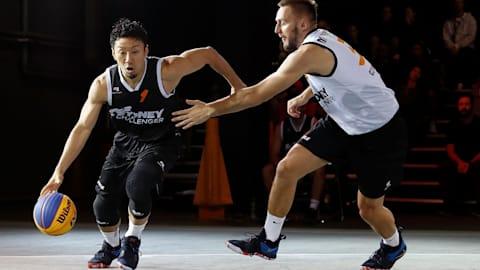 鈴木慶太:39歳で迎える東京五輪。3×3のカリスマ「K-TA」は大舞台で輝けるか