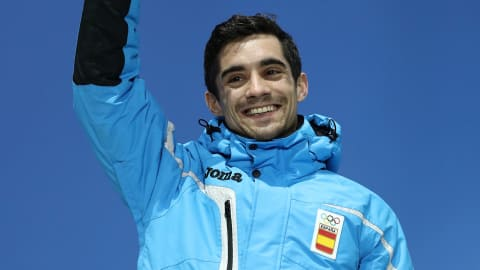 Javier Fernandez prepares to call time on glittering career