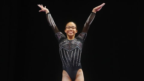 All Around profile - Morgan Hurd