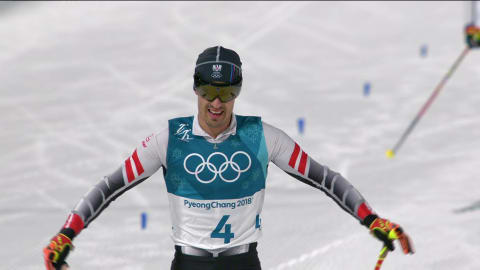 Normal Hill 10km, Cross Country - Nordic Combined | PyeongChang 2018 Replays
