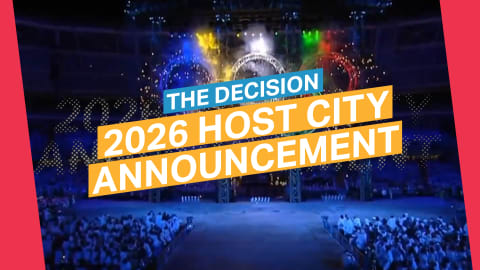Announcement Show: Host City 2026
