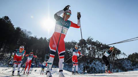 Mass Start 30 km Femmes - Ski de Fond | Replay de PyeongChang