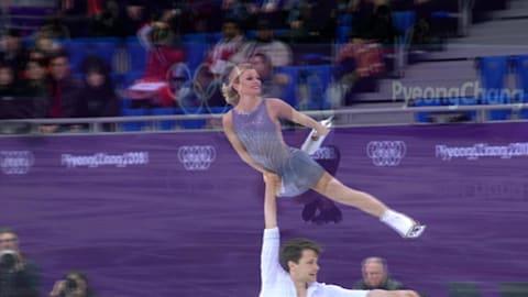 Pairs Free Skating - Figure Skating | PyeongChang 2018 Replays