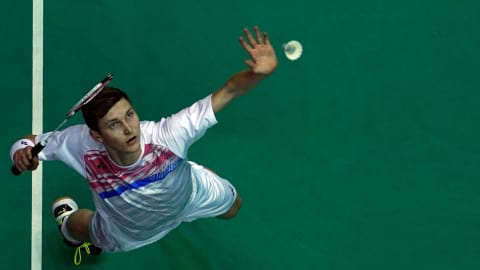 Allergies are world champ Axelsen's main concern ahead of title defence