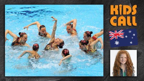 Russia claim synchronised swimming gold in London 2012