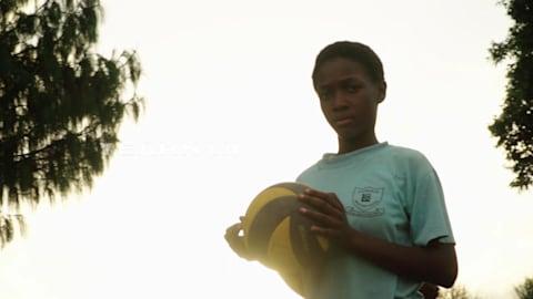 D'un quartier de Soweto jusqu'à devenir le futur du volley kenyan