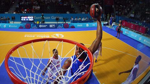 Баскетбол 3 на 3 вызвал ажиотаж в Буэнос-Айресе