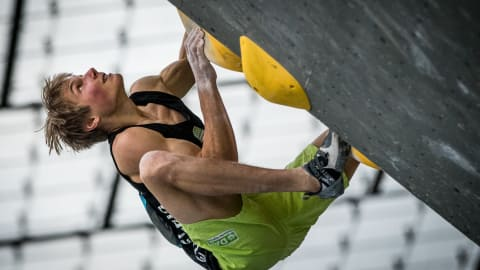 Everything you need to know about sport climbing at the Youth Olympic Games
