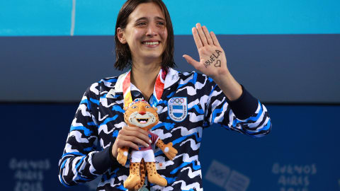 Five moments to remember from the 2018 Youth Olympic Games