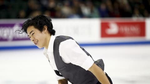 Nathan Chen retains Skate America title in style