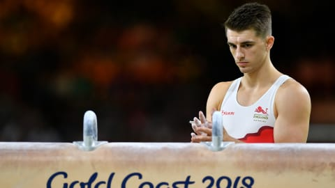 Disappointments have fired up Max Whitlock for World Championships
