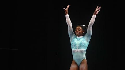 U.S. women's gymnastics team ready to take on the world
