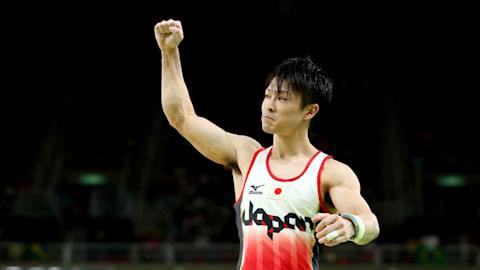 Kohei Uchimura: