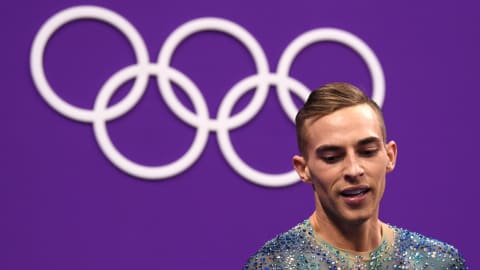 What's Adam Rippon up to in retirement?