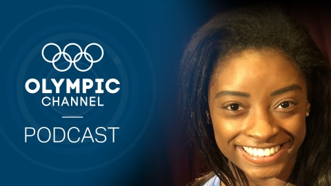 Simone Biles exclusive: